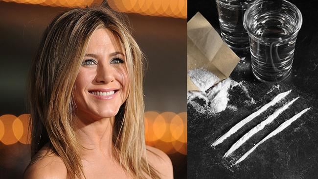 Fans Claim Drugs Are Visible In Jennifer Aniston S First