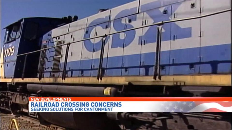 Csx Railroad News >> State And County Leaders Meet With Csx Management To Relieve
