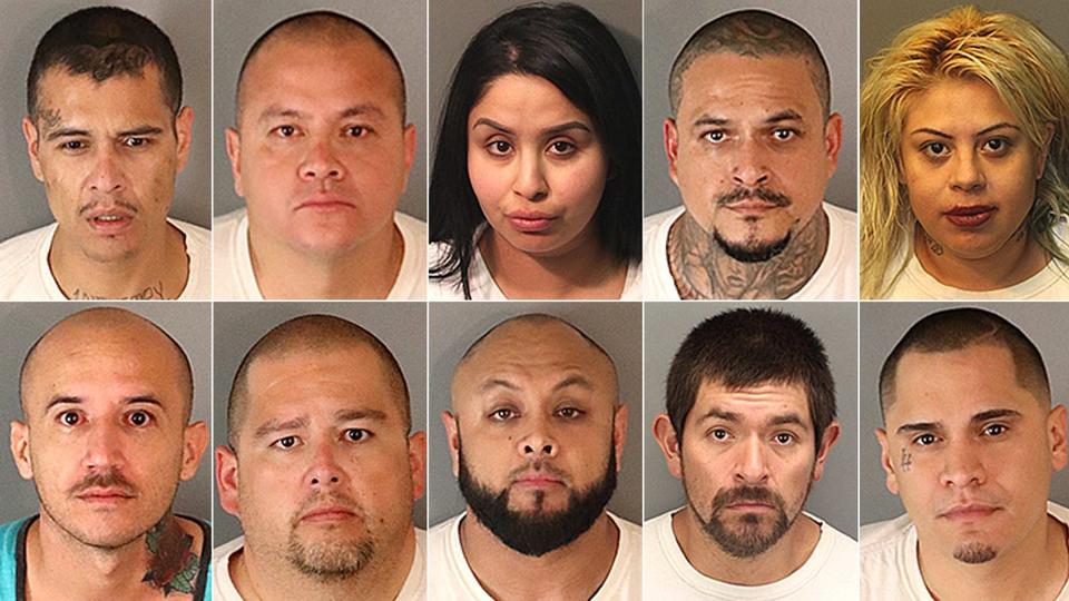 10 Arrested in Armed Home-Invasion Robbery in Which Moreno