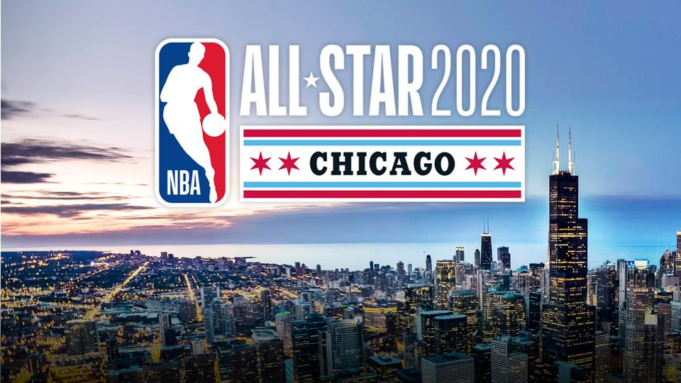 The Ball Is In Chicago S Court Nba All Star Weekend News
