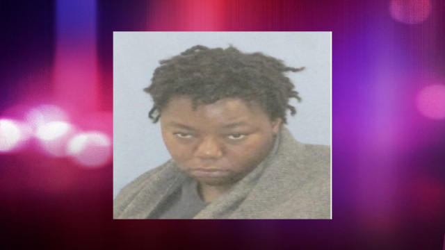 Woman accused of driving drunk with children in car arrested
