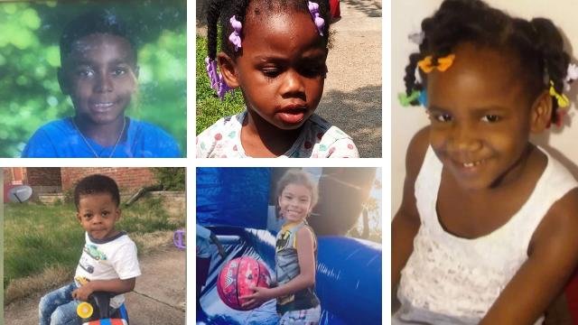 The murders of these St  Louis children remain unsolved  Now