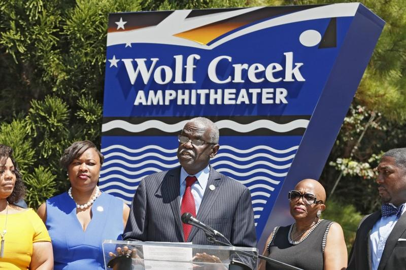 South Fulton sues Fulton County for Wolf Creek amphitheater