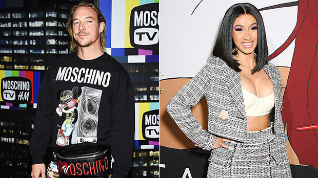 Diplo Instagram >> Diplo Leaves Flirty Comment On Cardi B S Instagram After Her