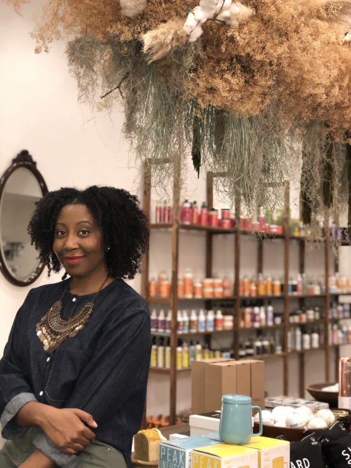 New Natural Hair Boutique Marsh Mane Opens In North Philly