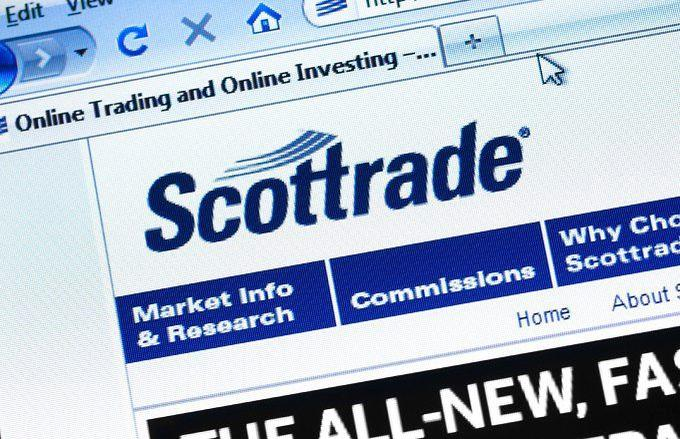 currency trading scottrade