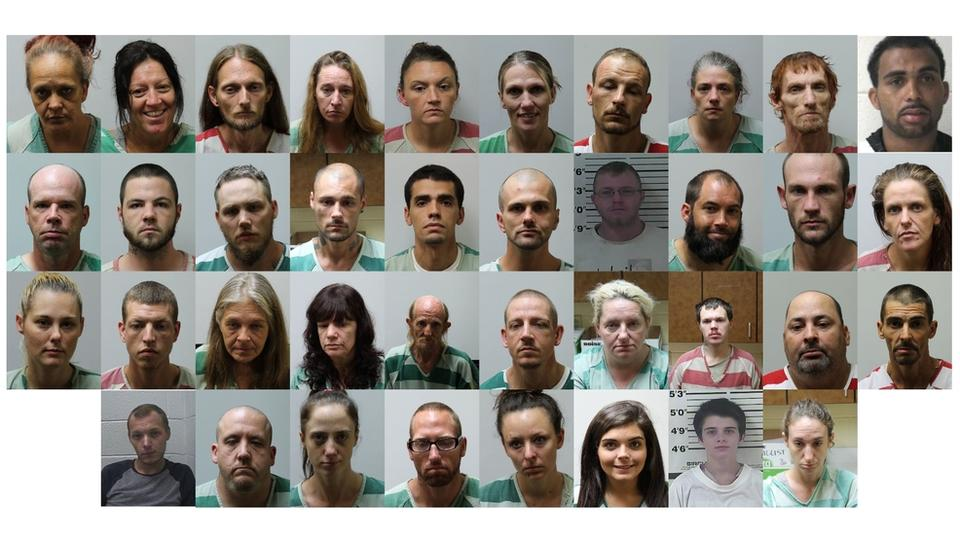 Authorities arrest more than 50 people in yearlong Tennessee