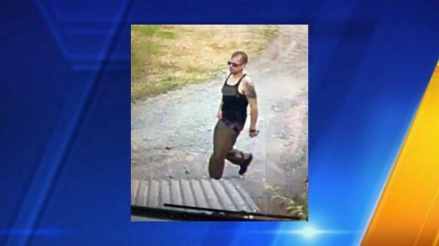Deputies search for armed burglary suspect in Kitsap County