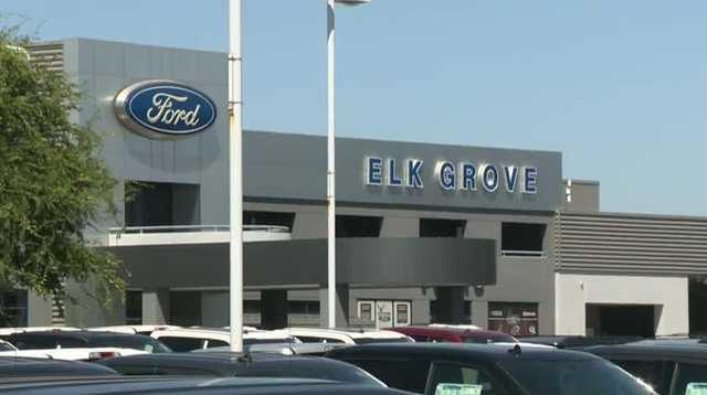 Elk Grove Automall >> Pd Elk Grove Auto Mall Cleared After Bomb Threat News Break