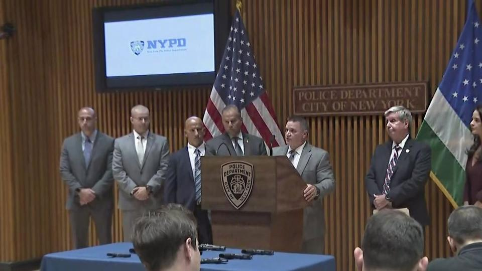 NYPD: 15 Arrested, Guns And Drugs Seized In HNY Queens-Based