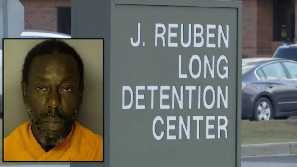 Family of J  Reuben Long inmate who died sues Horry County