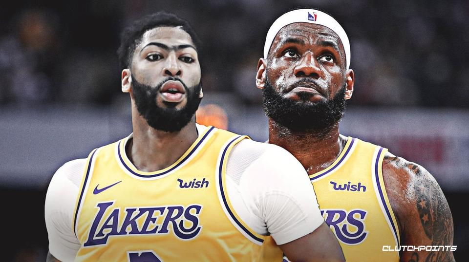Ho Wun Lakers Vs Cavaliers >> Lakers Anthony Davis Admits Lebron James 38 Point