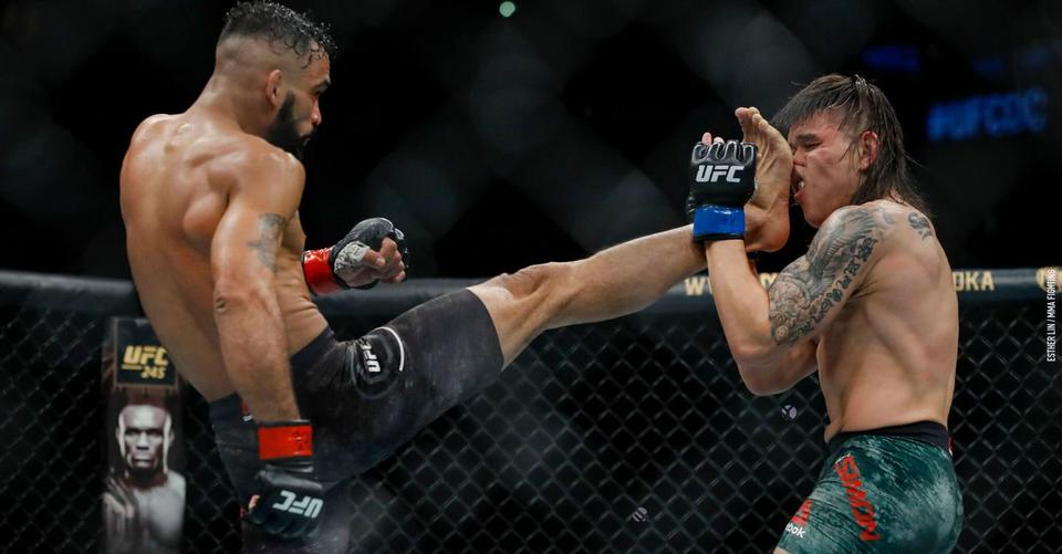 Here S Everything That Happened At Ufc On Espn 7 Last Night