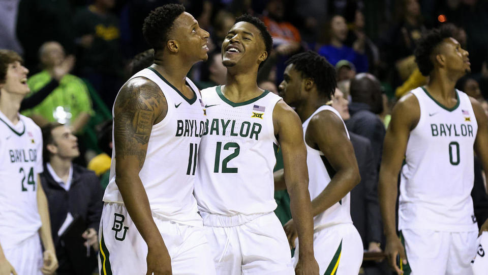 College Basketball Rankings Baylor Jumps Duke For No 2