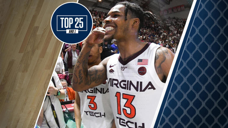 College Basketball Rankings Duke Drops To No 3 In Top 25