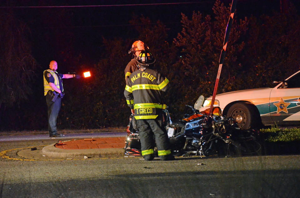 One Dead, One Critically Injured in Motorcycle Crash on