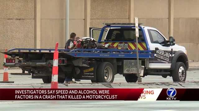 Police: Speed, alcohol factors in deadly motorcycle crash