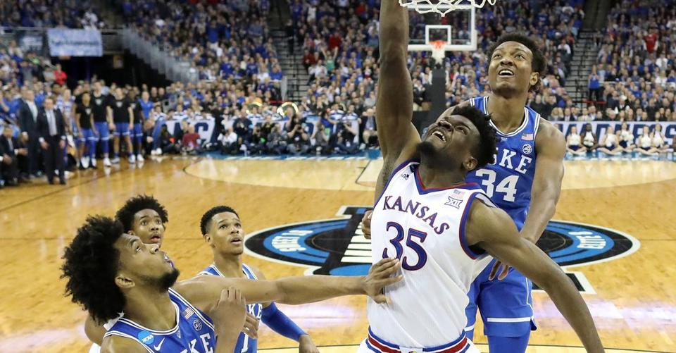 Ncaa Basketball Rankings Kansas Jayhawks No 1 In Preseason