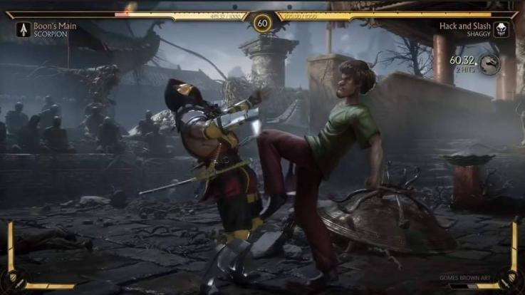 Is Shaggy In Mortal Kombat 11 Petition Picks Up 340 000