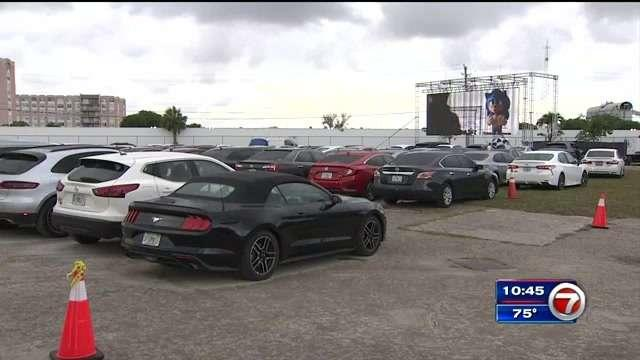 New drive-in theater opens in North Miami amid pandemic | News Break