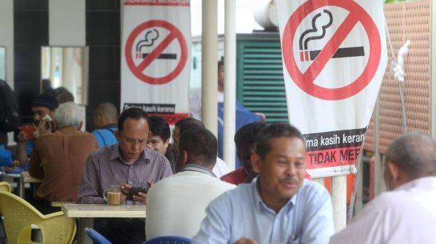 Non Smokers Rejoice After An Eternity Of Discomfort Nation The Star Online News Break