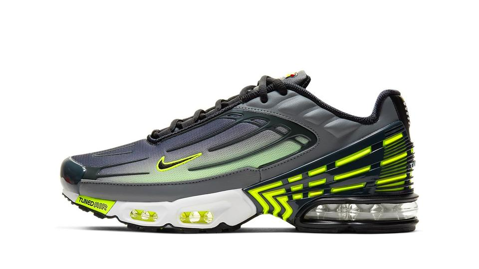 Nike Delivers Technical Air Max Plus 3 in