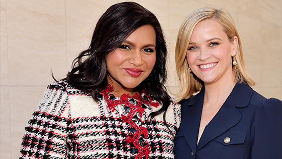 Reese Witherspoon Responds To News Of Mindy Kaling Joining Legally Blonde 3 Team News Break