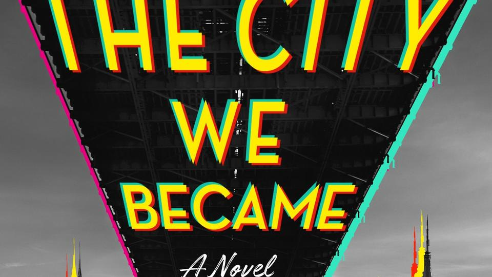 The City We Became Book