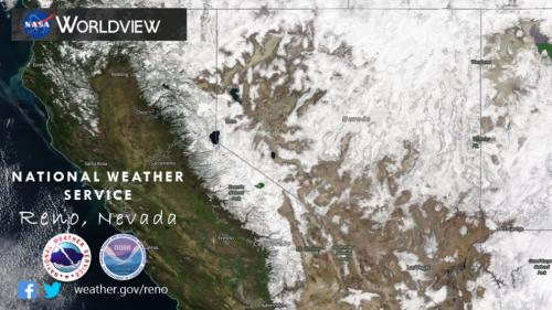 Carson City Area Weather Wind And Some Rain And Snow Showers To Round Out February News Break
