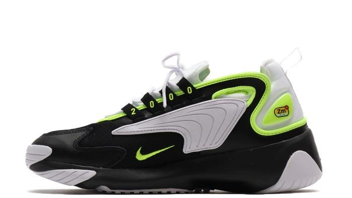 Nike Zoom 2K from the Spring '20 collection in black and white