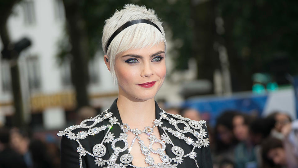 Cara Delevingne On How Watching Disney Princess Movies Led To Her