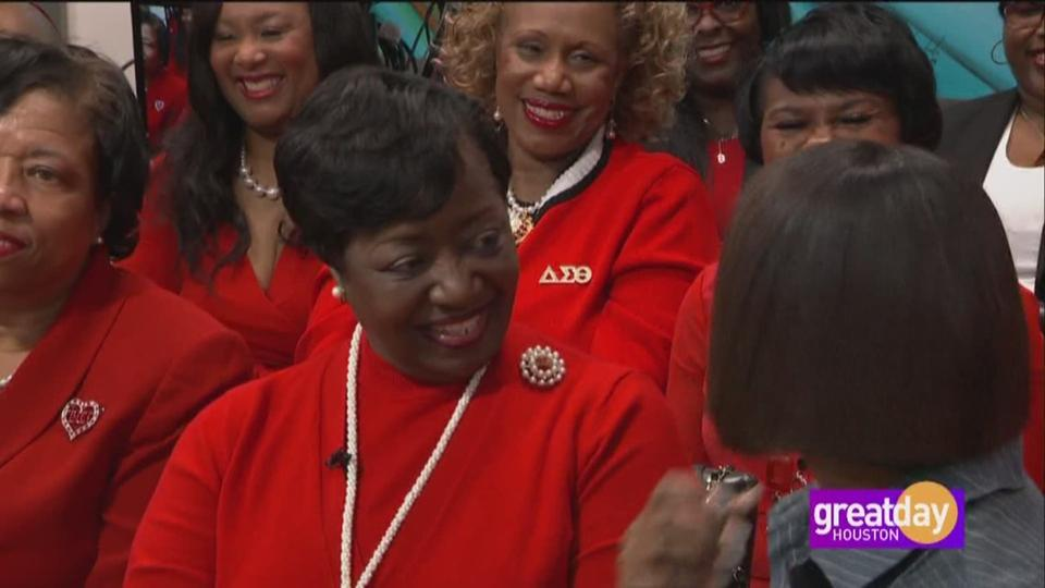 Delta Sigma Theta Sorority Incorporated Joint Founder S Day