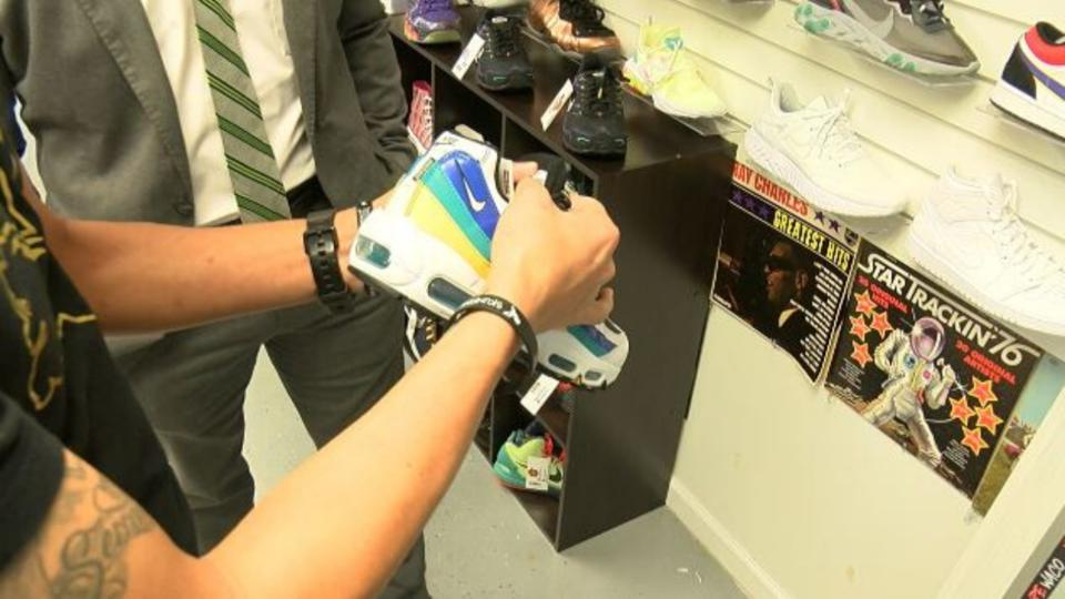 Counterfeit sneakers busting souls in Central Texas; how to