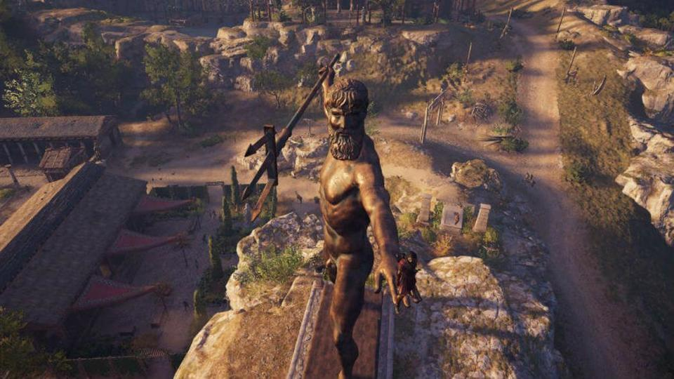 Assassin S Creed Odyssey The Fate Of Atlantis Episode 1 Is Available Now News Break