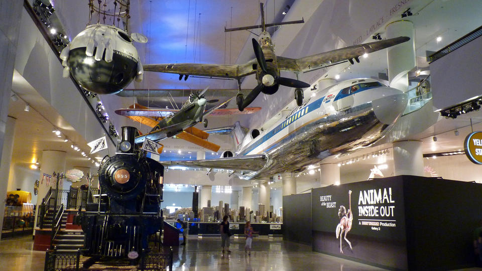 You Can Explore The Museum Of Science And Industry After Hours ...
