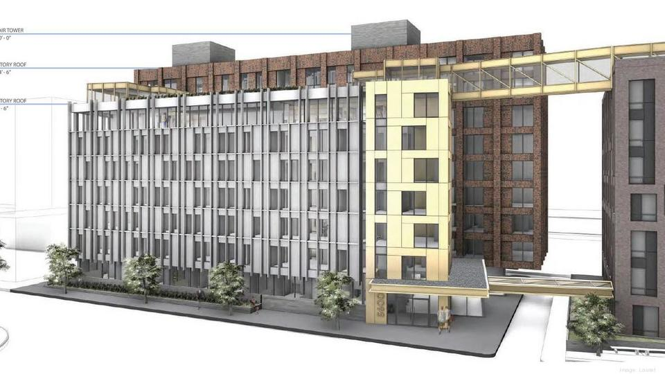 Developer pursuing second phase of Baumhaus in East End ...