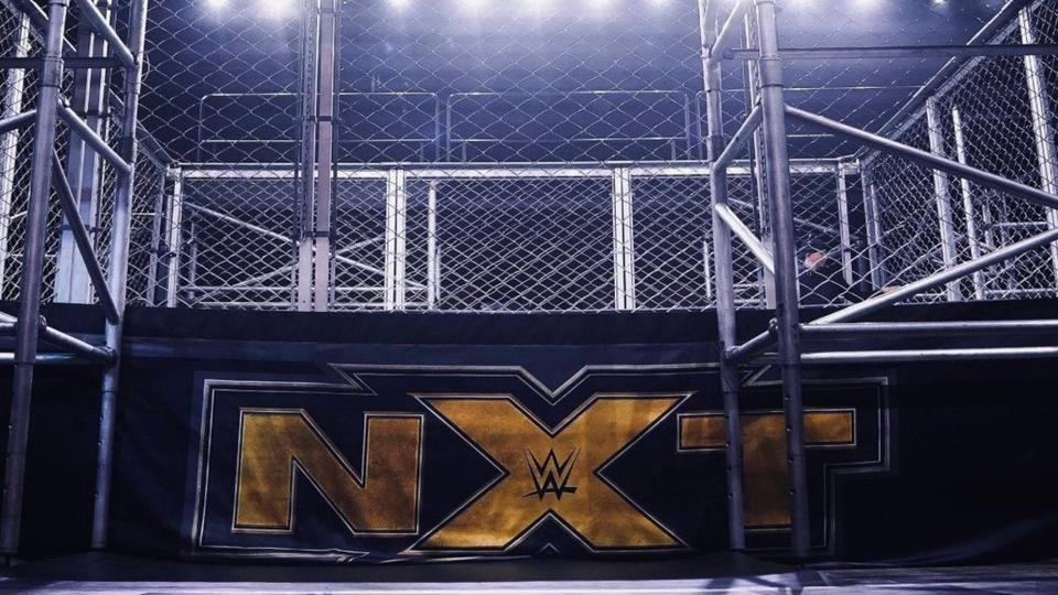 Kurt Angle Gives a First Look at NXT's Fight Pit for Matt Riddle ...