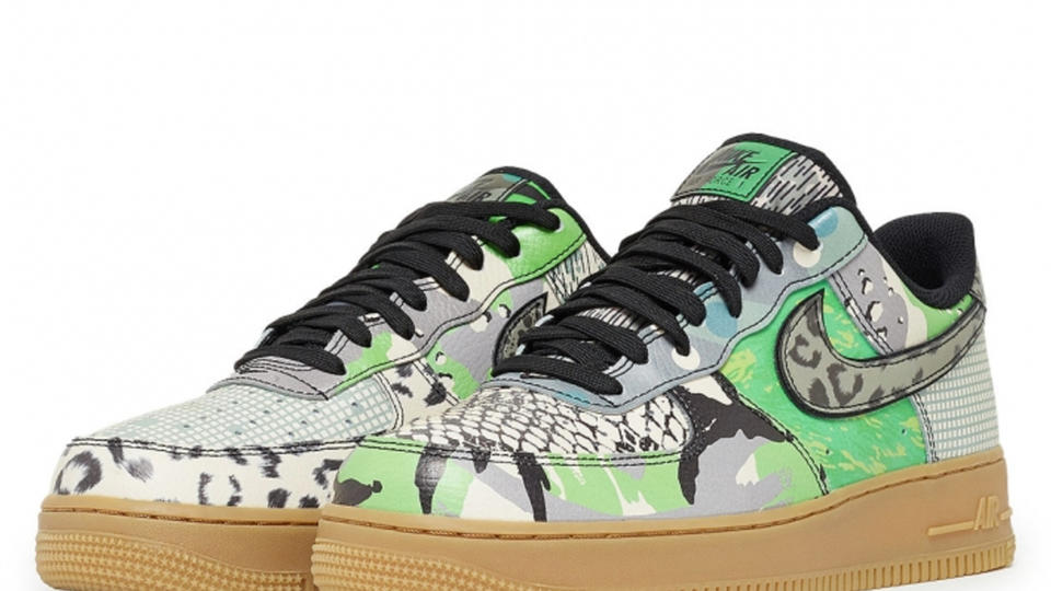 """large discount get online watch The Nike Air Force 1 Low """"City Of Dreams"""" In Green Is Much More ..."""