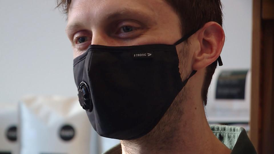 Wearing A Mask Is The New Normal News Break