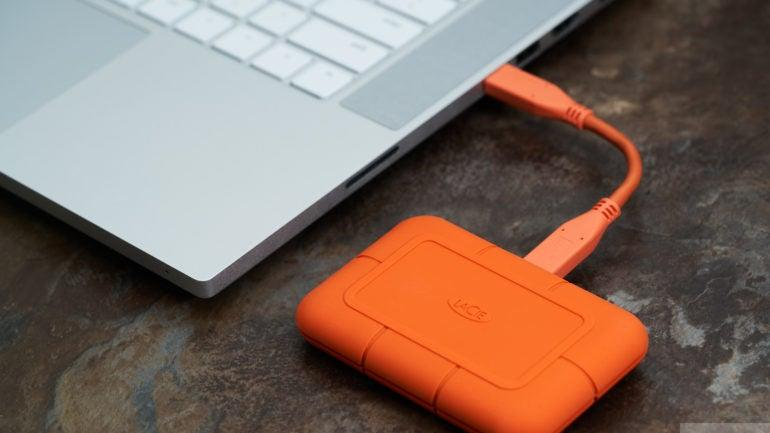 Peripheral Review Lacie Rugged Ssd