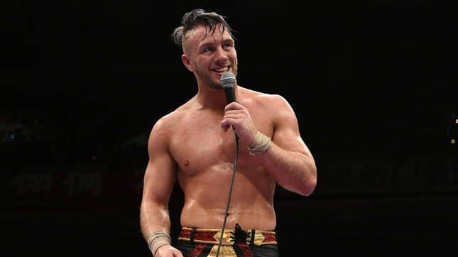 Will Ospreay Reportedly Confirms He Suffered a Broken Heel Injury ...