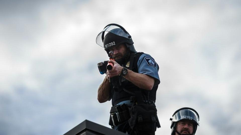 1 Dead, National Guard Support Requested In Minneapolis Riots ...