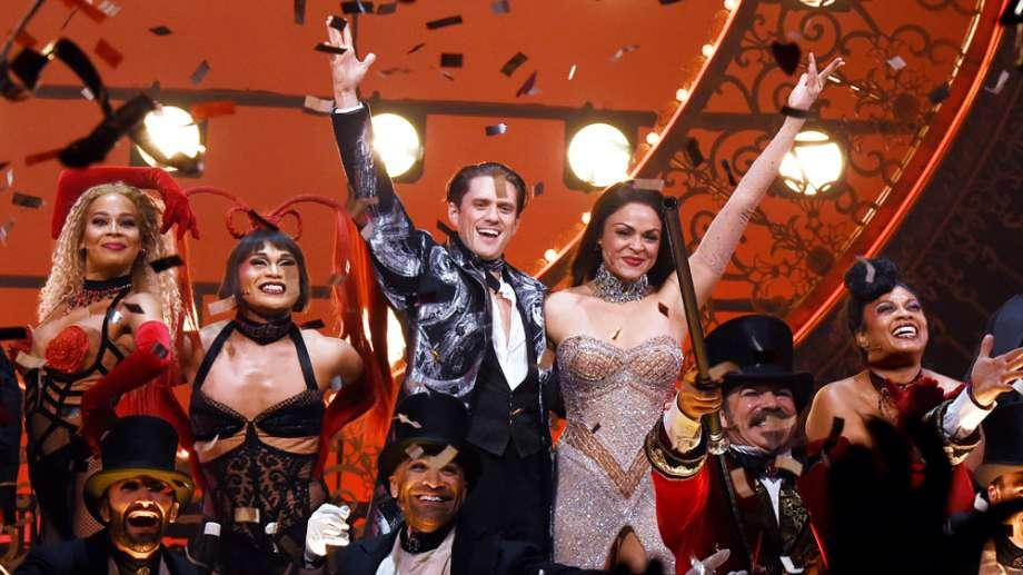 Halloween 2020 Dolby Moulin Rouge! The Musical' Announced for 2020 21 Season at