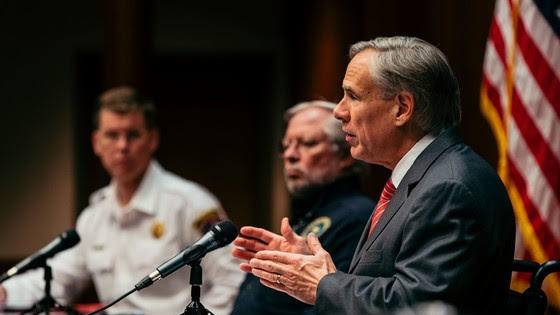 Governor Provides Update On Job Openings In Texas Resources For