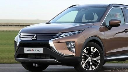 2021 Mitsubishi Eclipse Cross Looks Even Sharper In Latest