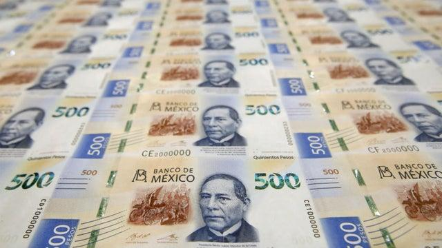 Money Transfers To Mexico See Record