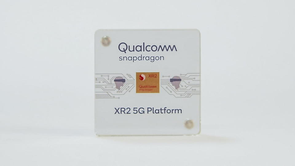 The Qualcomm XR2 augmented reality chipset will power next