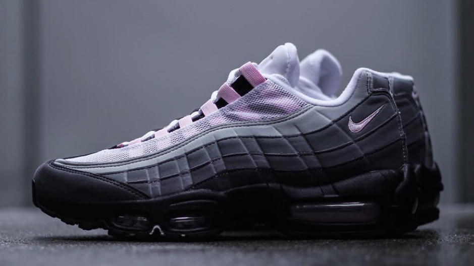 Nike Air Max 95 Pink Foam Arriving At Retailers Overseas