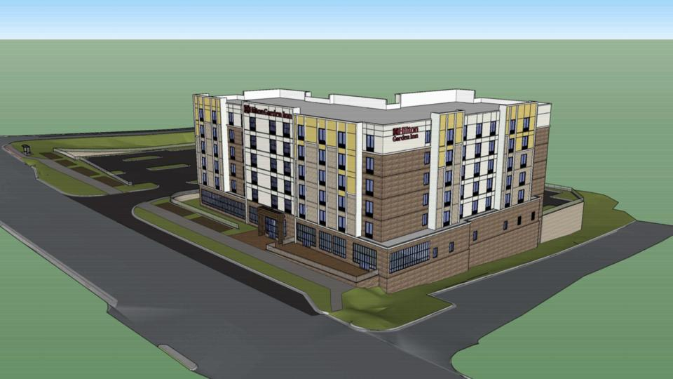 Plans Moving Forward For New Hilton Garden Inn In Chamblee