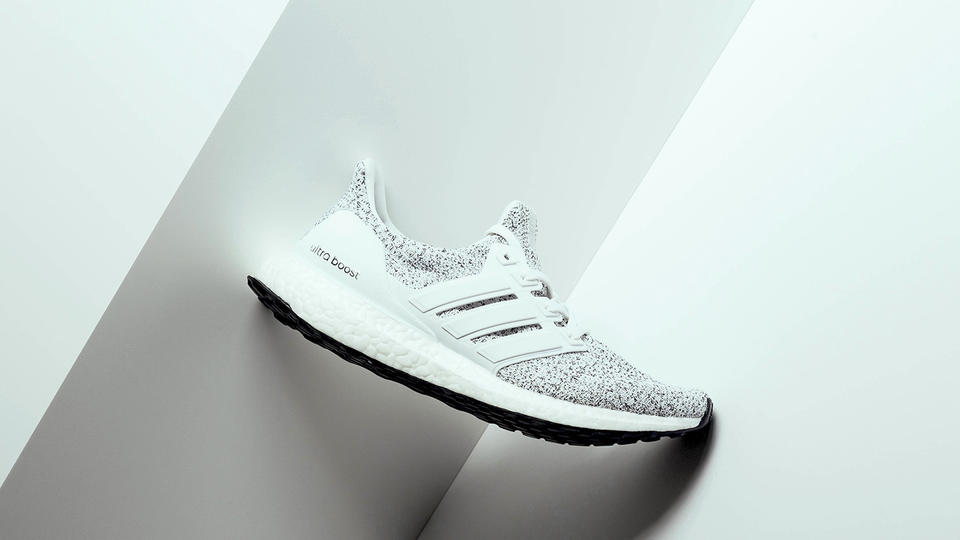 adidas Keeps It Clean with New UltraBOOST 4.0